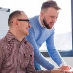 Betrieb, Gewerbe, online, Marketing, Werbung, Erfolgreich
